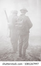 Soldiers on the Western Front.