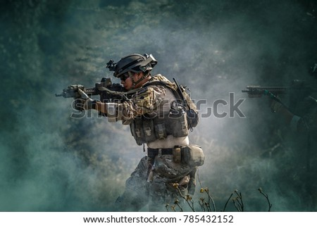 soldiers special forces army soldier protective の写真素材 今すぐ