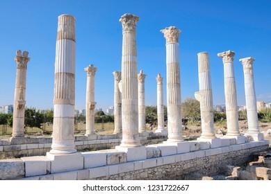 Soli Pompeipolis - Mezitli - Mersin. TURKEY