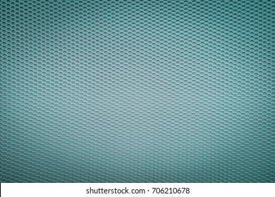 A solid background of  mesh nylon fabric.