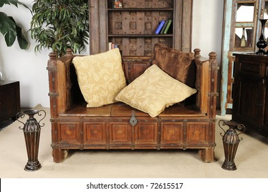 solid wood Indian furniture