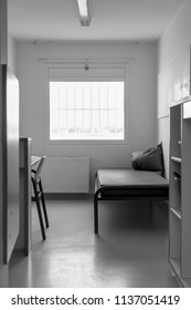 Solitary cell prison