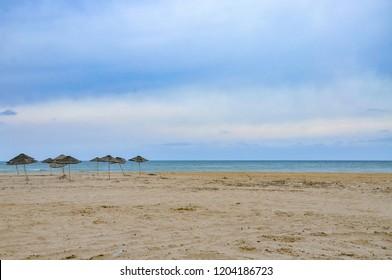 solitude beach agva istanbul in turkey