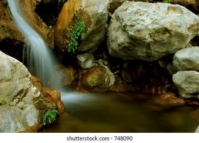 Solstice Waterfalls