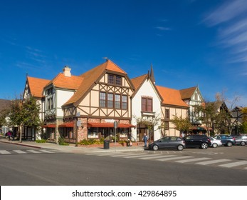 Solvang is a city in Santa Barbara County, California. It is located in the Santa Ynez Valley.