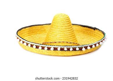 Sombrero Hat - Shutterstock ID 231942832