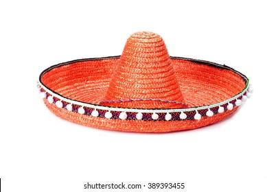 Sombrero Hat - Shutterstock ID 389393455