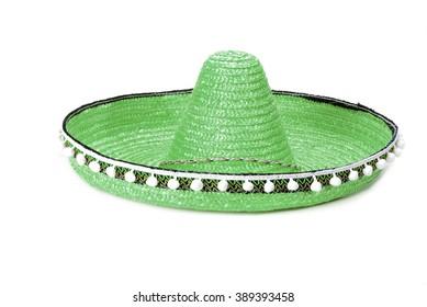 Sombrero Hat - Shutterstock ID 389393458