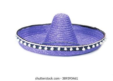 Sombrero Hat - Shutterstock ID 389393461
