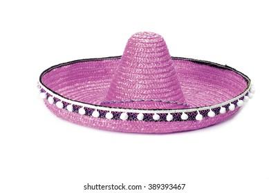 Sombrero Hat - Shutterstock ID 389393467