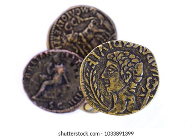 Some ancient coins