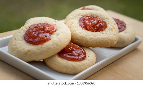 Some delicious homemade quince cookies
