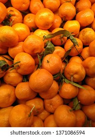 some fresh mandarins