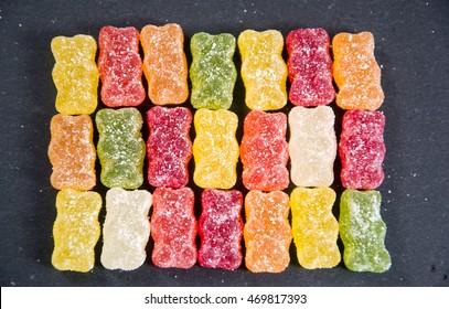 some gummy bears