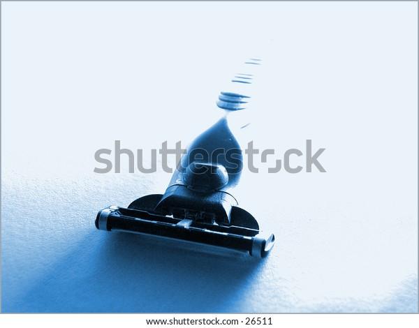 some high tech razor