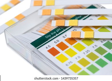 some medical ph test strips