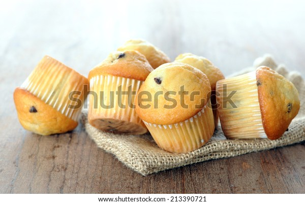 some mini muffin for breakfast in the morning