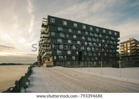 Some Modern Architecture Buildings Oslo Norway Stock Photo Edit Now