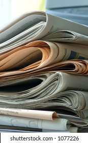 Some newspapers folded