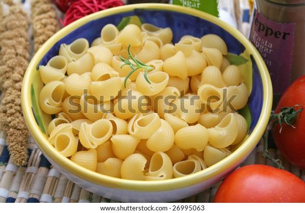 some noodles
