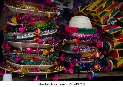 Some original souvenirs and candies, unique from Esquipulas, Chiquimula, Guatemala.