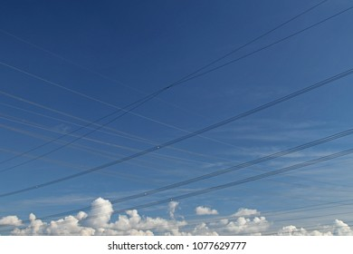 some Overland lines electricity