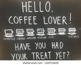 Something for coffee lovers