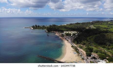 Somewhere in Hawaii (Haleiwa town)