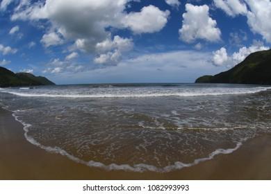 Somona Beach, in the Dominical Republic.