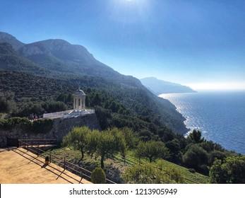 Son Marroig temple Mallorca