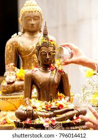 Songkran, New Year in Thailand.