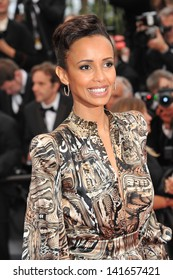 """Sonia Rolland at the gala premiere of """"Young & Beautiful"""" (""""Jeune & Jolie"""") in competition at the 66th Festival de Cannes. May 16, 2013  Cannes, France"""