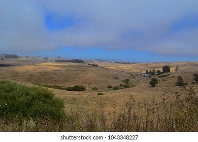 Sonoma County coastal farmland