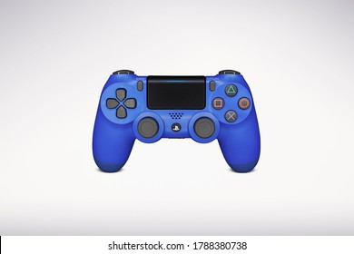 Sony Playstation Dual Shock IV Controller Top View Photo
