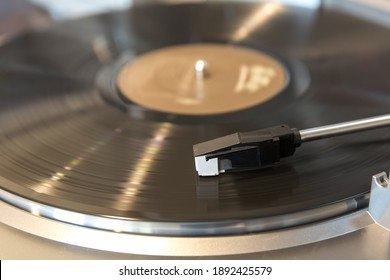 Soothing sounds of smooth vinyl. Jam on buddy!