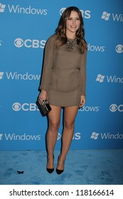 Sophia Bush at the CBS 2012 Fall Premiere Party, Greystone Manor, West Hollywood, CA 09-18-12