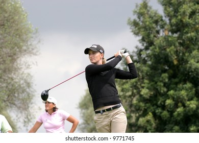 Sophie Giquel, Ladies Golf European Tour, Castellon, Spain, 2006