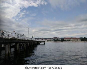 Sopot Pier, Poland