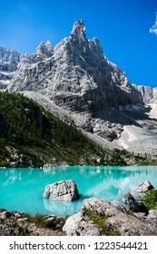 Sorapis lake - Italy