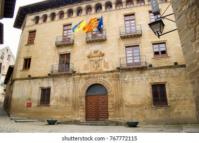 Sos del Rey Catolico in Saragosse,Spain