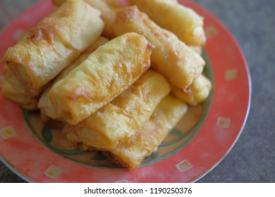 sosis fried traditional food from java