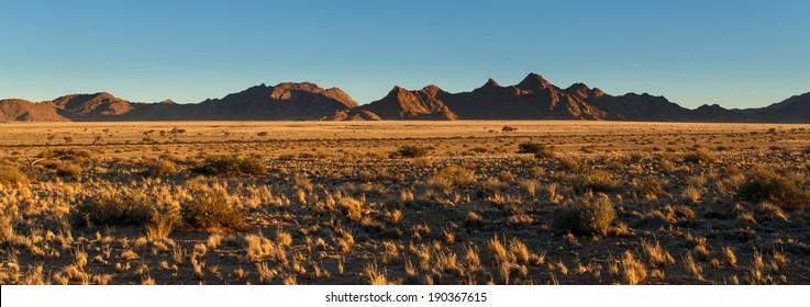 Sossusvlei in the Namib Desert, Namibia, Africa