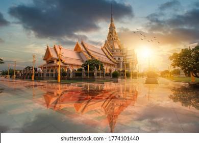 Sothon Wararam Worawihan Tempel Thai Land.