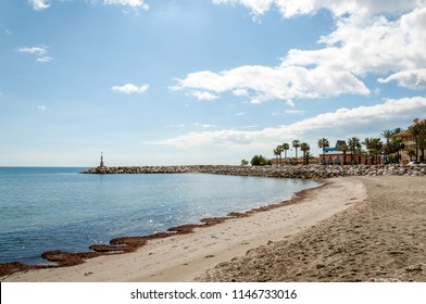 Sotogrande Blue Flag Beach at Andalusia