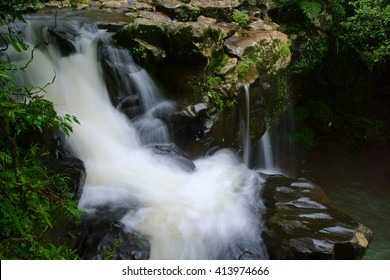 Souita Falls, Atherton Tablelands, Queensland, Australia