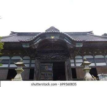 Soujiji Temple in Ishikawa