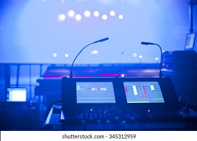 sound engineering equipment