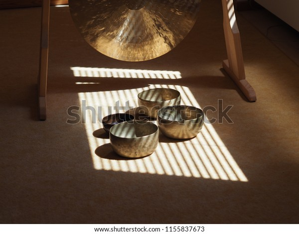 Sound Healing Instruments Feng Gong Sound Stock Photo (Edit Now