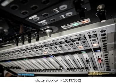 Soundboard Images, Stock Photos & Vectors   Shutterstock