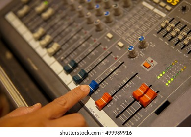 Sound Voice Control